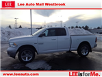 2018 Ram 1500 Quad Cab 4x4, Pickup #8RA06878 - photo 1