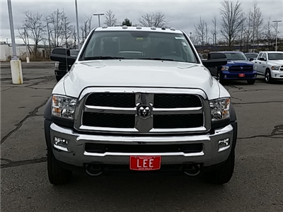 2018 Ram 5500 Regular Cab DRW 4x4, Cab Chassis #8RA10475 - photo 3