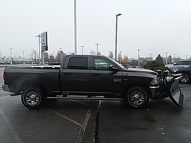 2018 Ram 3500 Crew Cab 4x4,  Fisher Pickup #8RA19433 - photo 4