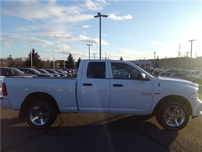 2018 Ram 1500 Quad Cab 4x4, Pickup #8RA24822 - photo 4