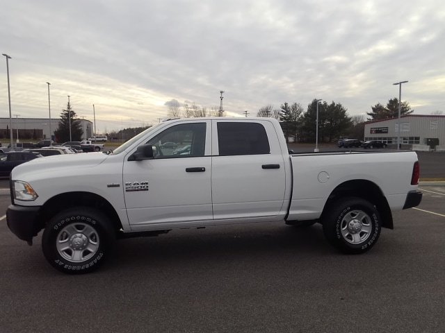 2018 Ram 2500 Crew Cab 4x4,  Pickup #8RA25690 - photo 1
