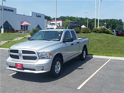 2018 Ram 1500 Quad Cab 4x4,  Pickup #8RA44434 - photo 1