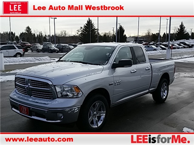 2018 Ram 1500 Quad Cab 4x4, Pickup #8RA53680 - photo 1