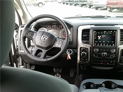 2018 Ram 1500 Quad Cab 4x4, Pickup #8RA53680 - photo 6