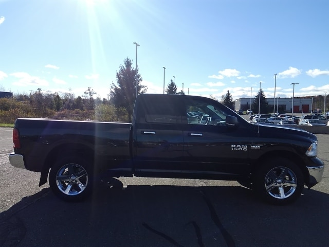 2018 Ram 1500 Quad Cab 4x4, Pickup #8RA59846 - photo 4