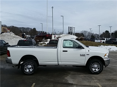 2018 Ram 2500 Regular Cab 4x4, Pickup #8RA66348 - photo 4