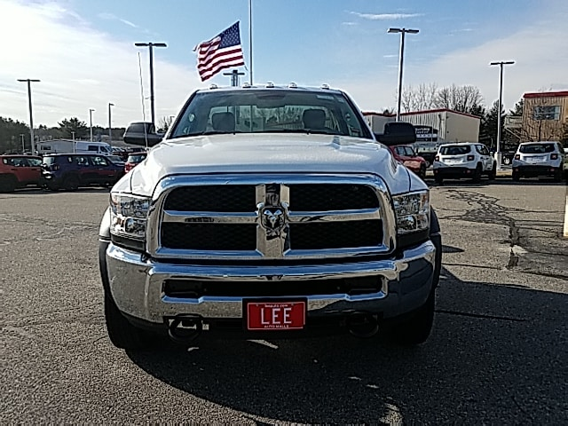 2018 Ram 5500 Regular Cab DRW 4x4,  Cab Chassis #8RA71821 - photo 3