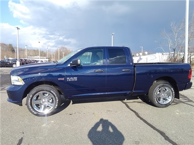 2018 Ram 1500 Quad Cab 4x4,  Pickup #8RA84312 - photo 3