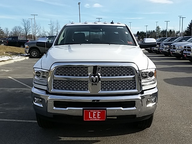 2018 Ram 2500 Crew Cab 4x4,  Pickup #8RA86412 - photo 5