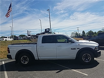 2018 Ram 1500 Crew Cab 4x4,  Pickup #8RA99123 - photo 4
