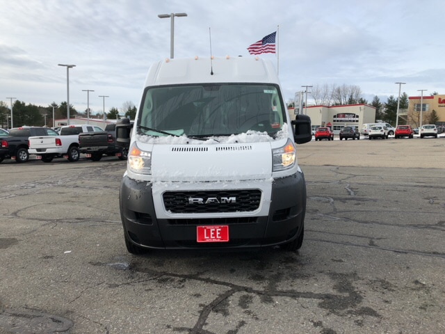 2019 ProMaster 1500 High Roof FWD,  Empty Cargo Van #9PR03185 - photo 3