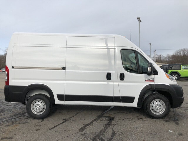 2019 ProMaster 1500 High Roof FWD,  Empty Cargo Van #9PR03185 - photo 4