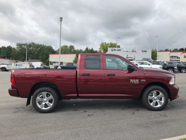 2019 Ram 1500 Quad Cab 4x4,  Pickup #9RA22145 - photo 4