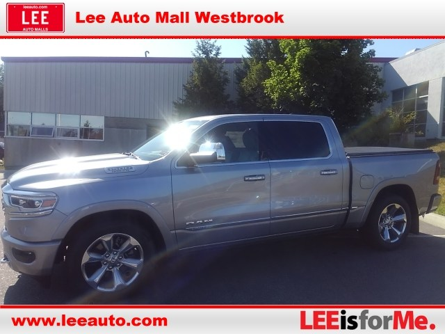 2019 Ram 1500 Crew Cab 4x4,  Pickup #9RA34277 - photo 1