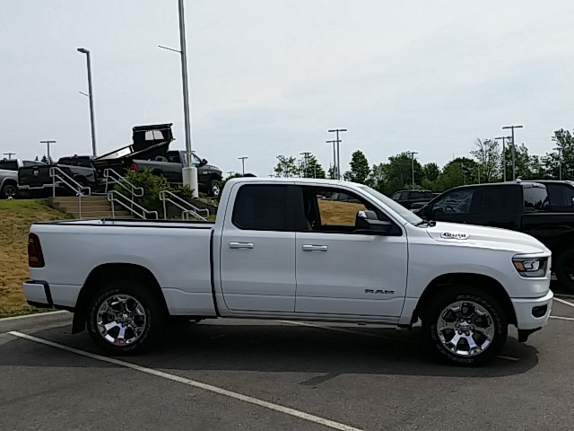 2019 Ram 1500 Quad Cab 4x4,  Pickup #9RA42867 - photo 4