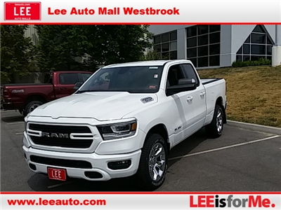 2019 Ram 1500 Quad Cab 4x4,  Pickup #9RA42867 - photo 1