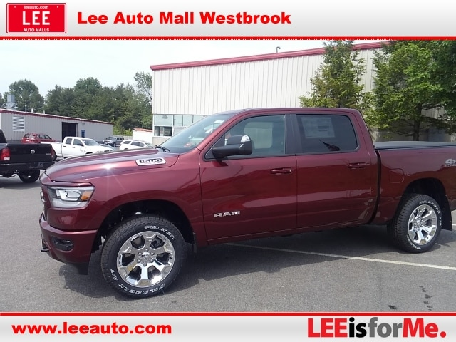 2019 Ram 1500 Crew Cab 4x4,  Pickup #9RA45339 - photo 1