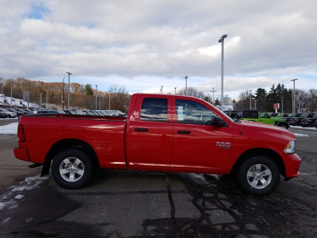 2019 Ram 1500 Quad Cab 4x4,  Pickup #9RA79410 - photo 3