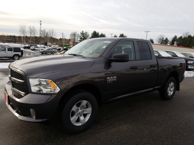2019 Ram 1500 Quad Cab 4x4,  Pickup #9RA79411 - photo 1