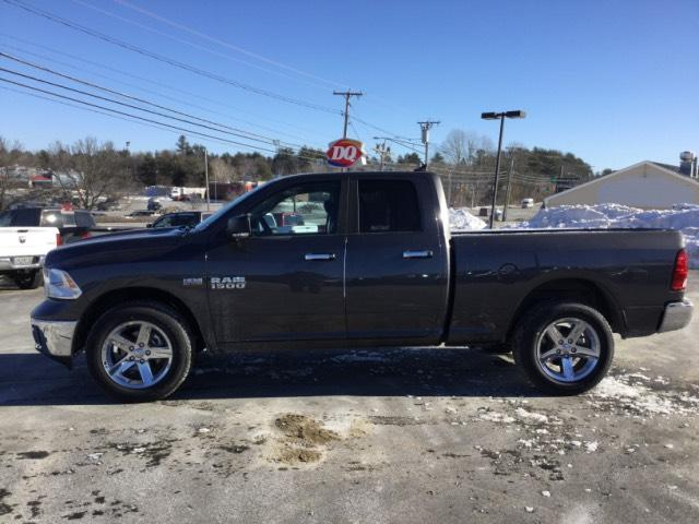 2018 Ram 1500 Quad Cab 4x4, Pickup #JC0243 - photo 3