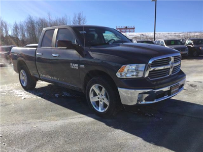2018 Ram 1500 Quad Cab 4x4, Pickup #JC0243 - photo 7