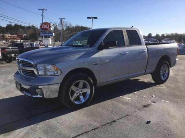 2018 Ram 1500 Quad Cab 4x4, Pickup #JC0263 - photo 1