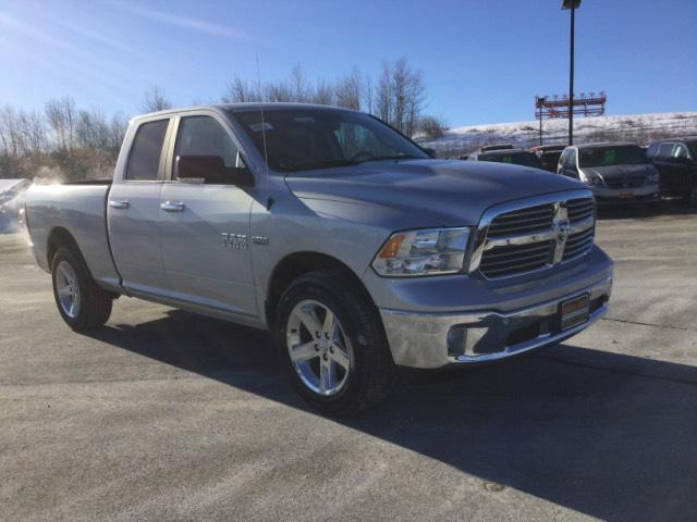 2018 Ram 1500 Quad Cab 4x4, Pickup #JC0263 - photo 7
