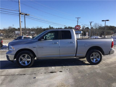2018 Ram 1500 Quad Cab 4x4, Pickup #JC0263 - photo 3
