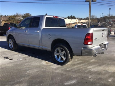 2018 Ram 1500 Quad Cab 4x4, Pickup #JC0263 - photo 2