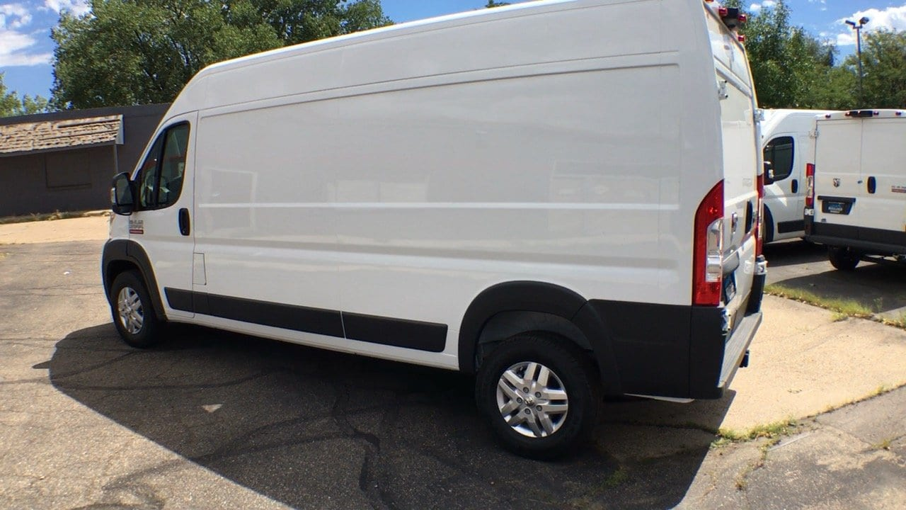2017 ProMaster 3500 High Roof Cargo Van #15247 - photo 3