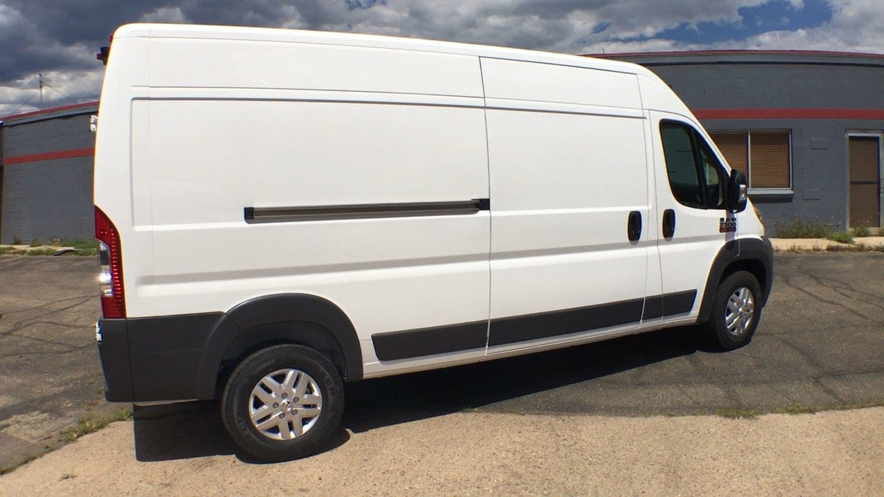 2017 ProMaster 3500 High Roof Cargo Van #15247 - photo 7