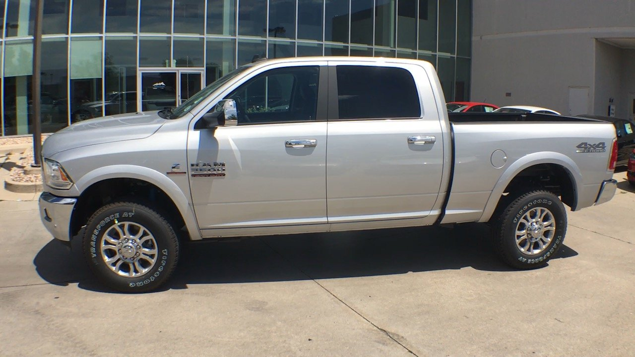 2017 Ram 2500 Crew Cab 4x4, Pickup #15280 - photo 1