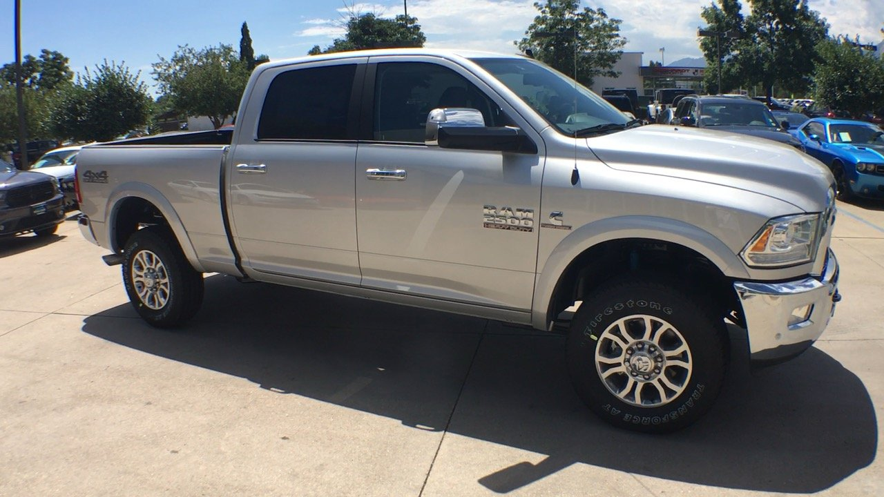 2017 Ram 2500 Crew Cab 4x4, Pickup #15280 - photo 8