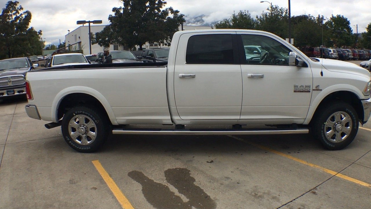 2018 Ram 3500 Crew Cab 4x4, Pickup #15304 - photo 7