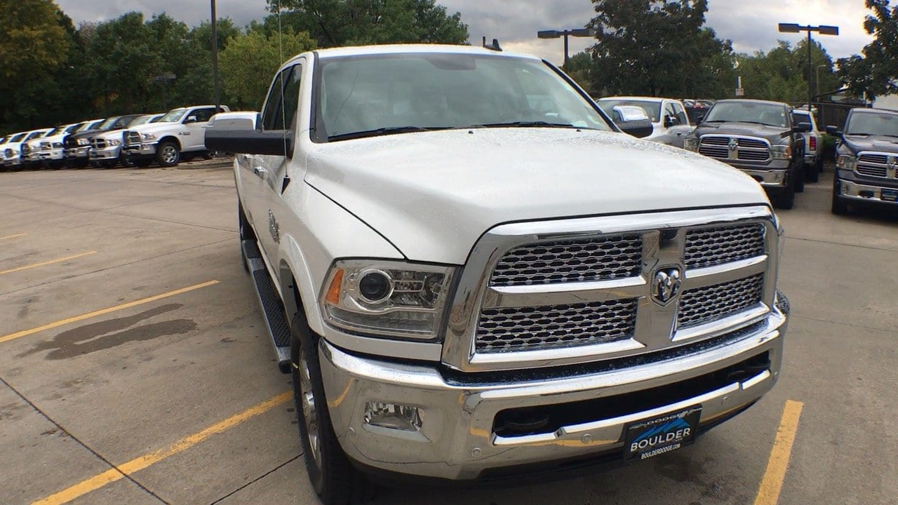 2018 Ram 3500 Crew Cab 4x4, Pickup #15304 - photo 9
