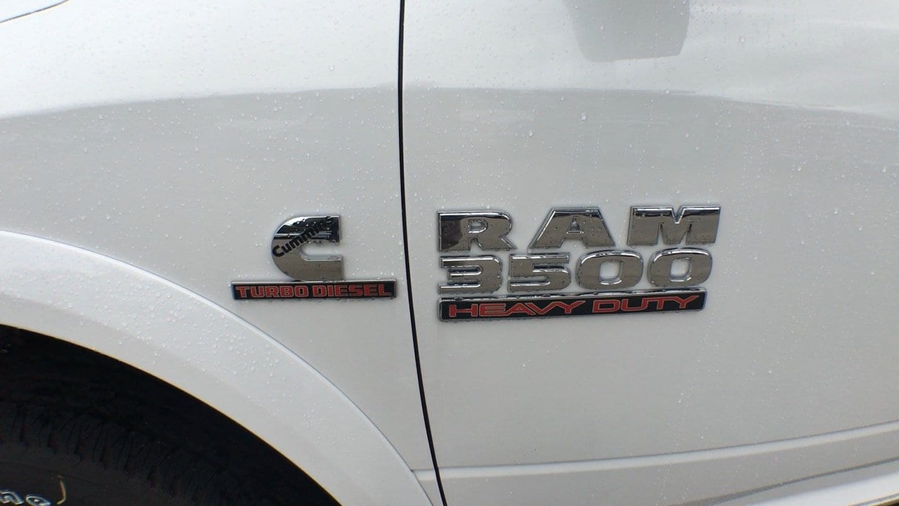 2018 Ram 3500 Crew Cab 4x4, Pickup #15304 - photo 14