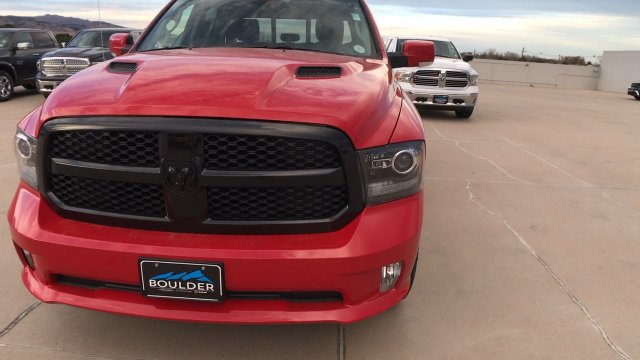 2018 Ram 1500 Crew Cab 4x4,  Pickup #15320 - photo 19
