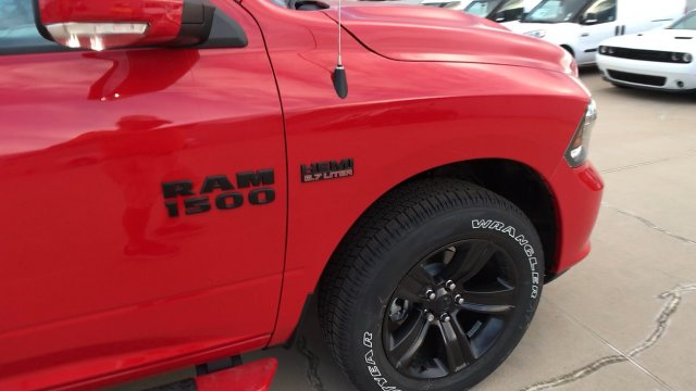 2018 Ram 1500 Crew Cab 4x4,  Pickup #15320 - photo 72