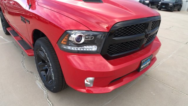 2018 Ram 1500 Crew Cab 4x4,  Pickup #15320 - photo 74