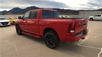 2018 Ram 1500 Crew Cab 4x4,  Pickup #15320 - photo 2