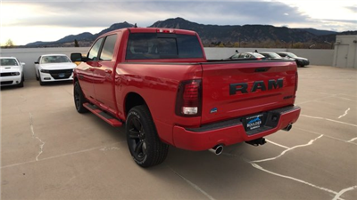 2018 Ram 1500 Crew Cab 4x4,  Pickup #15320 - photo 7