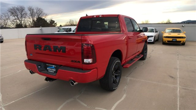 2018 Ram 1500 Crew Cab 4x4,  Pickup #15320 - photo 11