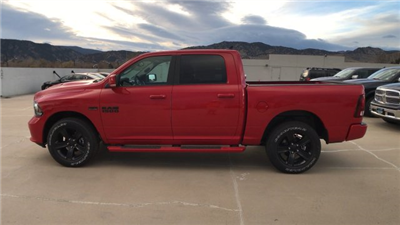 2018 Ram 1500 Crew Cab 4x4,  Pickup #15320 - photo 5