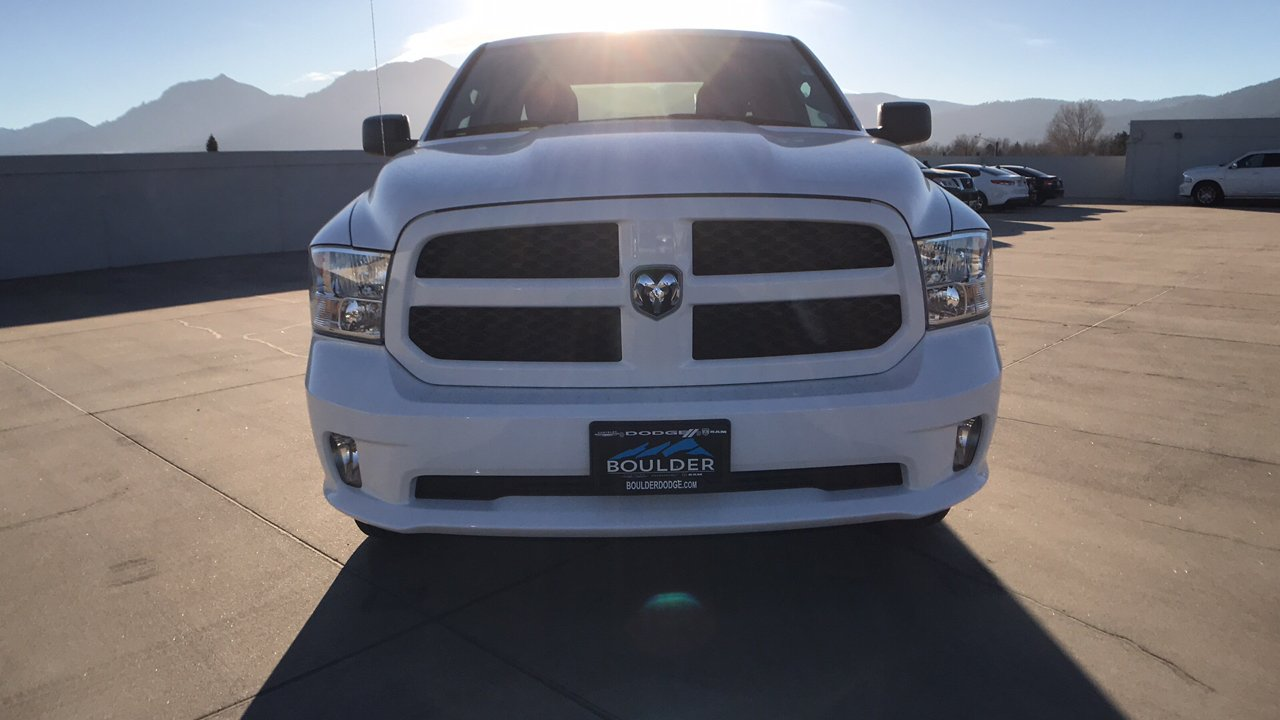 2018 Ram 1500 Quad Cab 4x4,  Pickup #15322 - photo 10