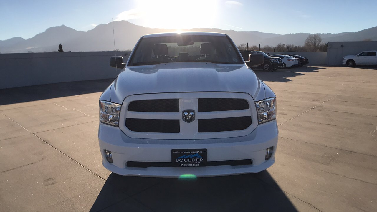 2018 Ram 1500 Quad Cab 4x4,  Pickup #15322 - photo 4