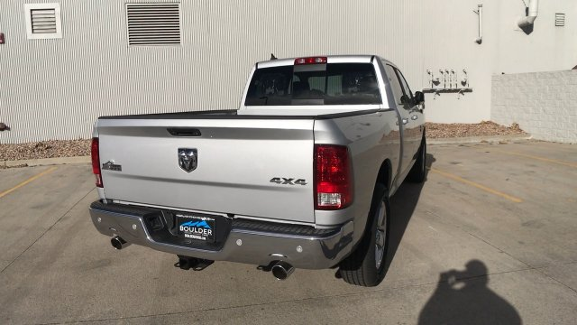 2018 Ram 1500 Crew Cab 4x4, Pickup #15328 - photo 10
