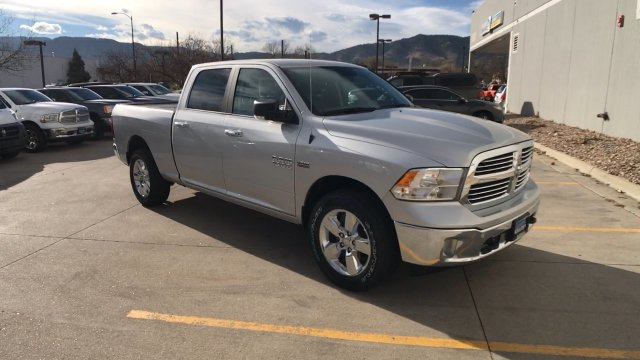 2018 Ram 1500 Crew Cab 4x4, Pickup #15328 - photo 14