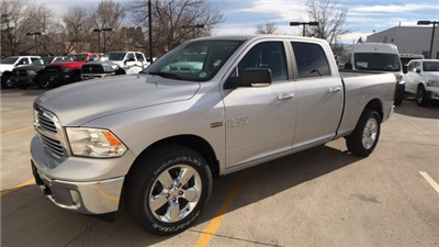 2018 Ram 1500 Crew Cab 4x4, Pickup #15328 - photo 1