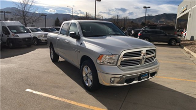 2018 Ram 1500 Crew Cab 4x4, Pickup #15328 - photo 15