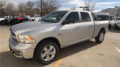 2018 Ram 1500 Crew Cab 4x4, Pickup #15328 - photo 3